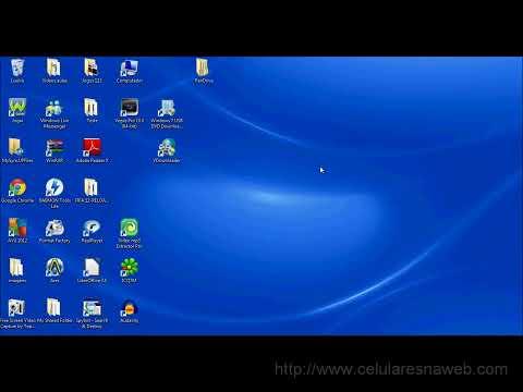 Aprenda a passar fotos e imagens do seu celular Q777 Big Horn para seu computador e vice-versa