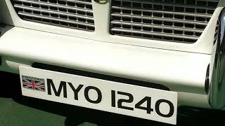 TRiUMP car wiaa auto show BKC
