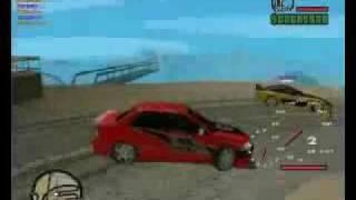 GTA San Andreas Tokyo Drift