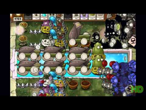 Plants vs Zombies - Hell March 3 ( Popcorn Party 2 ) Music Videos
