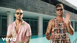 Ricky Martin Vente Pa 39 Ca Ft Maluma Official Music Audio
