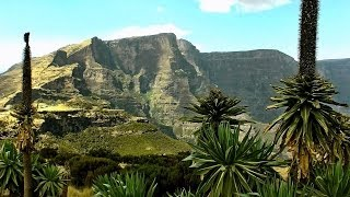 Amazing beauty of Ethiopia's Simien Mountains (HD video)