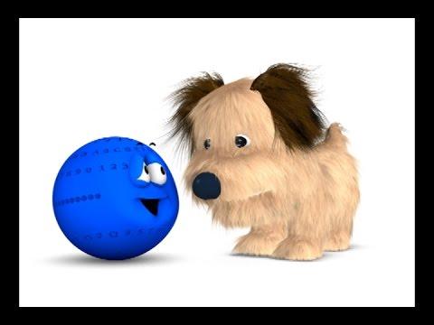Canción infantil de animales: El perro - Mi amigo fiel - La Pelota Loca