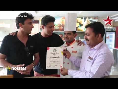 MasterChef India 4​ Food Hop : Chefs Vikas and Ranveer binge in Ahmedabad!​