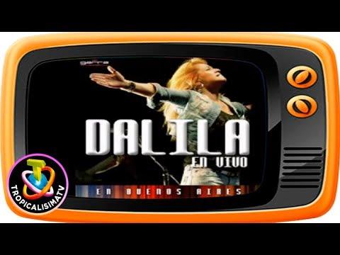 DALILA EN VIVO CD ENTERO COMPLETO