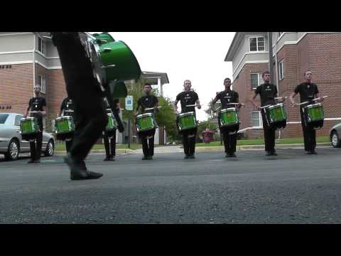 Blue Knights Snare Line 2012