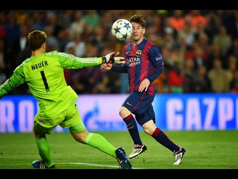 Lionel Messi - Vs Best Goalkeepers In The World   HD