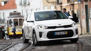 EXTRAORDINARY! 2018 KIA RIO HATCHBACK TEST DRIVE