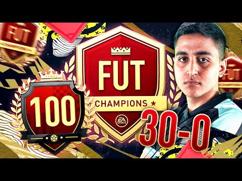 FIFA 20: (17-0) ROAD TO 30-0 FUT CHAMPIONS WEEKEND LEAGUE