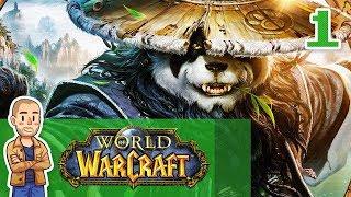 Pandaren Starting Zone Gameplay Part 1 - Monk - WoW Let's Play Series