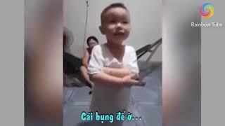 Những em bé hài hước nhất việt nam, xem mà không nhịn ngậm được mồm :)
