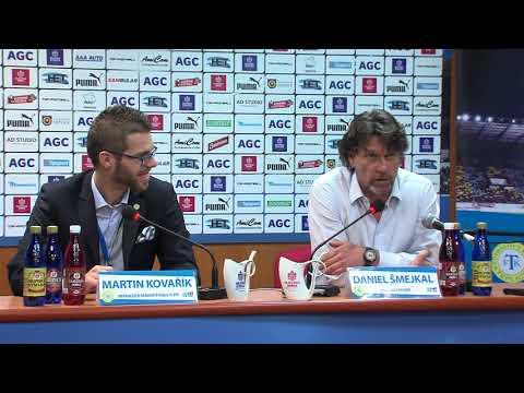 Tisková konference po utkání s Viktorií Plzeň (26.11.2017)