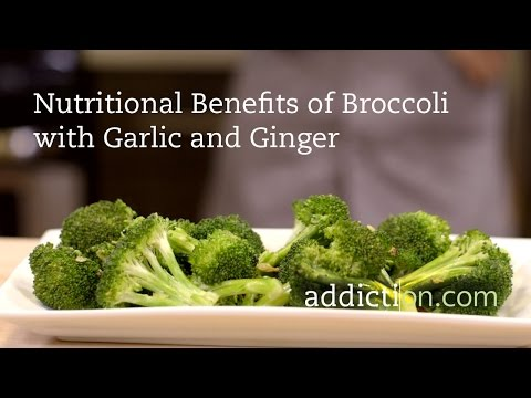 Recipes for Recovery: The Benefits of Broccoli with Garlic and Ginger