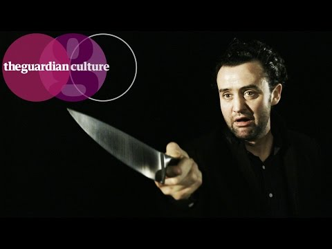 Daniel Mays as Macbeth: 'Is this a dagger which I see before me?' | Shakespeare solos