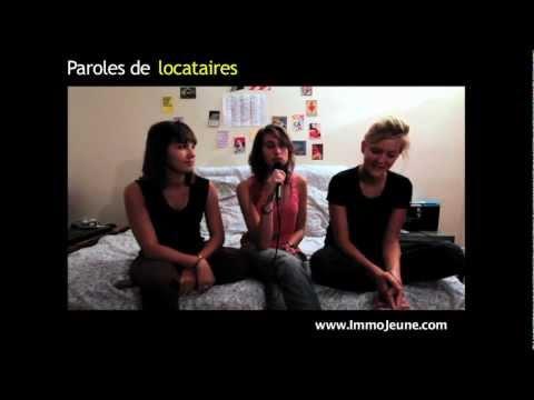 Colocation Paris - Témoignage de colocataires - ImmoJeune
