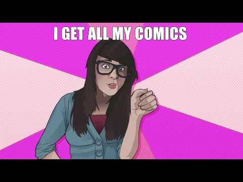 COMICS - Idiot Nerd Girl