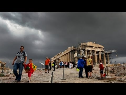 Greece waits for eurozone decision