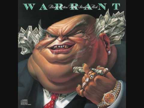 Warrant - Ridin High