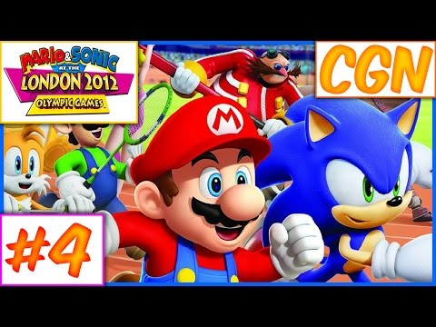 DREAM OLYMPICS - Mario & Sonic at the London 2012 Olympics - CREATURE GAME NIGHTS