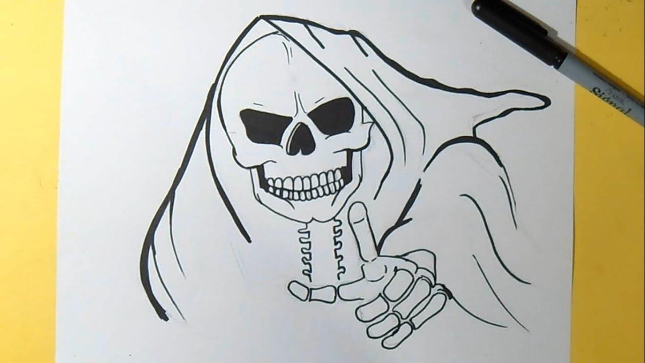 Нарисованные картинки крик