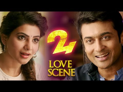 24 - Tamil  Movie | Mani Freeze time