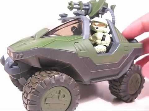 Halo Minimates Warthog Halo Minimates Series 1 M12