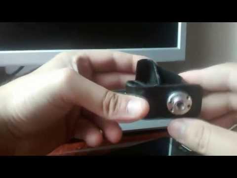 Самодельное крепление на штатив для телефона из виниловой пластинки