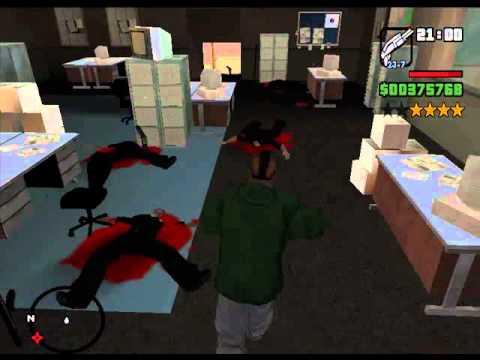 10 trucs a faire dans GTA San Andreas