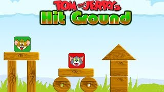 TOM EN JERRY GAMES - HIT GROUND. Fun Tom and Jerry 2019 Games. Babygames