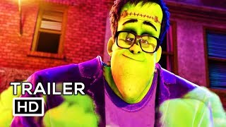 MONSTER FAMILY Official Trailer (2018) Emily Watson, Nick Frost Animated Family Movie HD