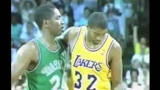 1988 NBA Playoffs: Mavs vs Lakers