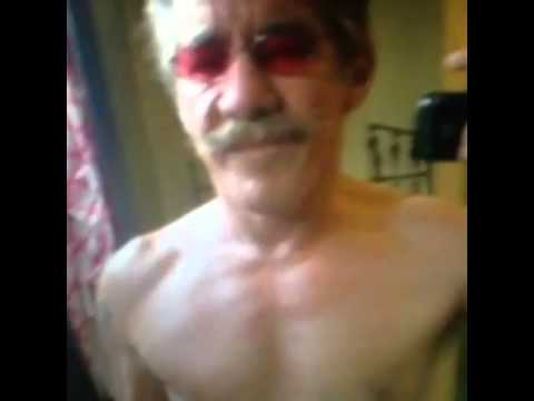 "Geraldo goes ""Weiner"" by posting semi nude twit pick of himself"
