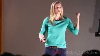 Chasing dreams and beginning again   Kate Drummond   TEDxStMaryCSSchool