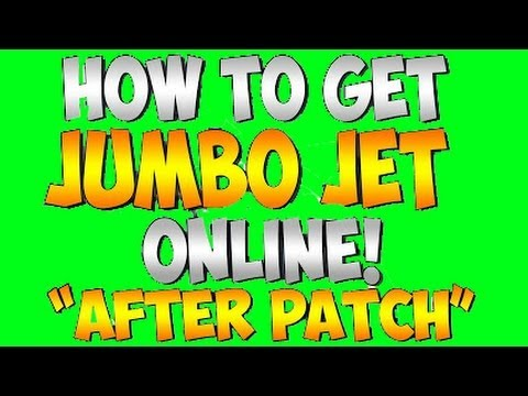Gta 5 How To Get A Jumbo Jet Online! After Patch 1.11 video