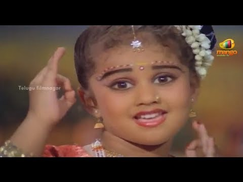 Sindhoora Devi Movie Songs - Gajavadara Devara Song - Baby Shamili, Vivek, Kanaka video