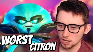 Garden Warfare 2 but I can only play the WORST Citron