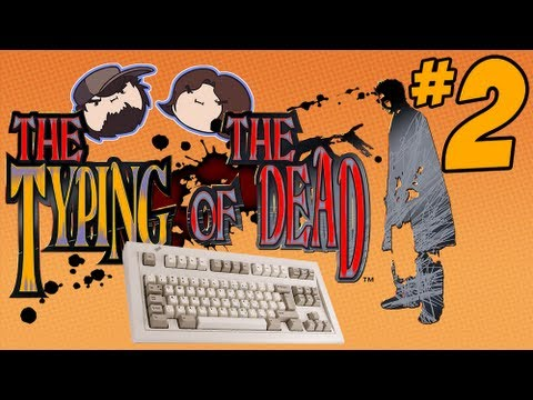 The Typing of the Dead: Spooky Spelling - PART 2 - Game Grumps