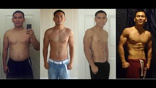 BEST At Home Workouts 90 Day Transformation Video