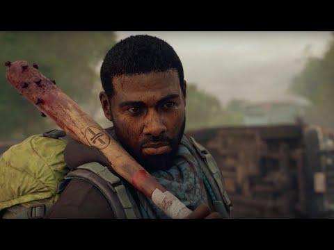 Overkill's The Walking Dead Official Aidan Trailer