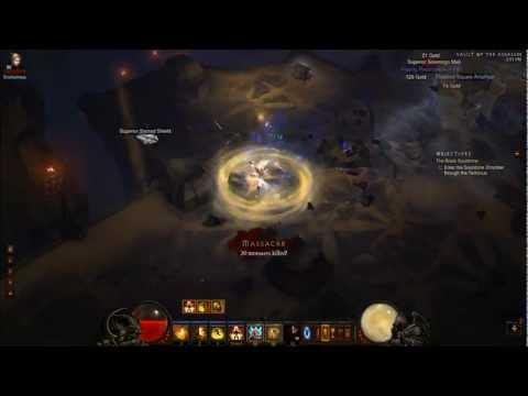 Diablo 3 Monk Tempest Rush build 1.04