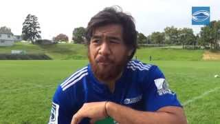 Steven Luatua re-signs with the Blues | Super Rugby Video Highlights