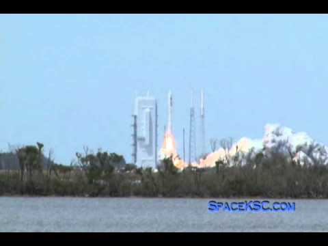 Atlas V AEHF-2 Launch, Cape Canaveral LC-41, May 4, 2012