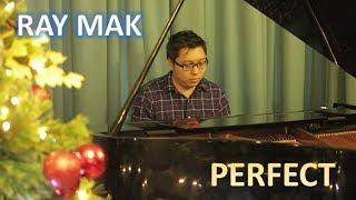 Download Lagu Ed Sheeran - Perfect Piano by Ray Mak Gratis STAFABAND