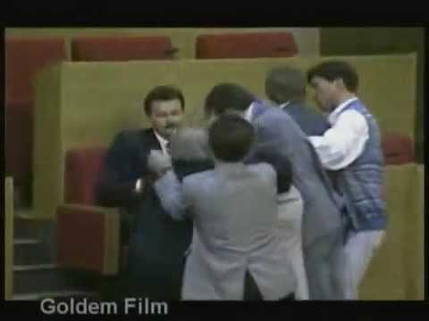 драки политиков-Mortol Kombat