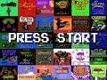 Mira todas las pantallas de inicio de los juegos de NES - Noticias de niñez