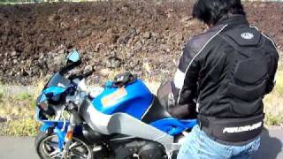 Motorcycle Travel Makes A Man Cry Tears of Joy 091216