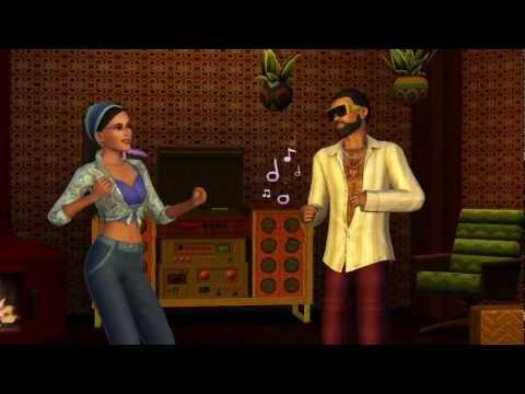 The Sims 3 | 70s, 80s, & 90s Stuff Pack