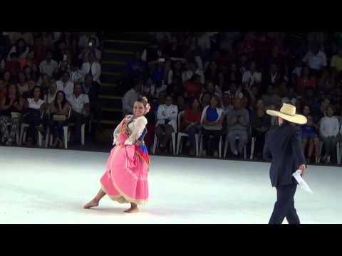 Asia 2015, Maricielo Farfan-Luis A. Donet, Campeones Mundiales de Marinera 2015-Juveniles