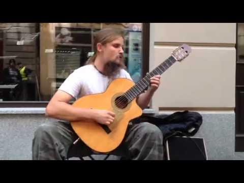 Amazing guitarist !!! from Poland(in Katowice) Mariusz Goli