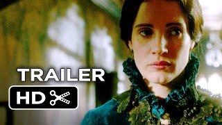 Crimson Peak Teaser TRAILER 1 (2015) - Jessica Chastain, Mia Wasikowska Movie HD